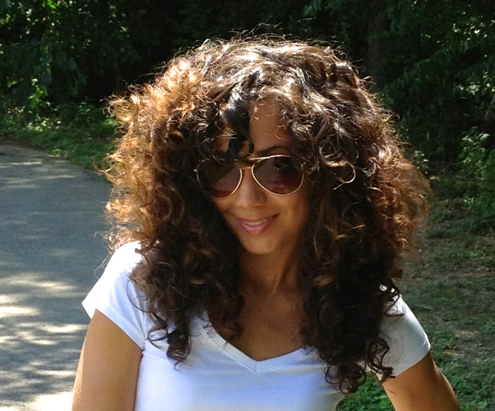 Creating Volume for Fine Curly Hair