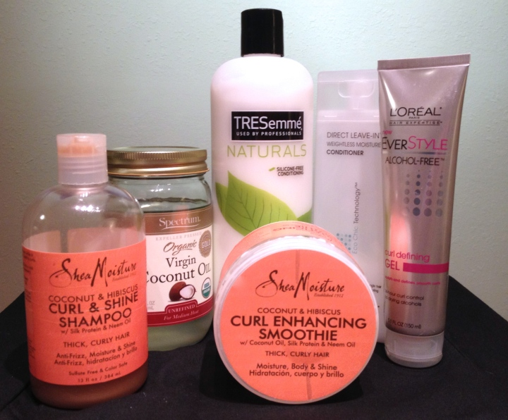 My Current Curly Hair Staples…and Why