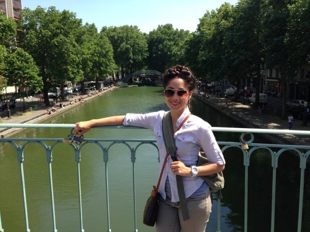 Canal St. Martin, Paris