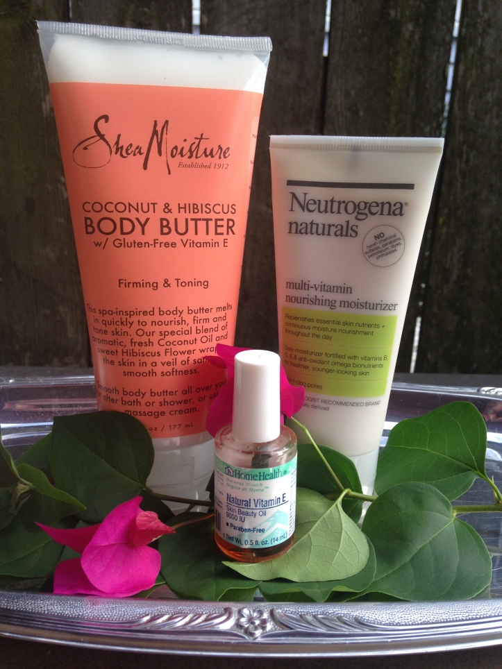 Petroleum and Paraben Free Skin Care | Curl on a Mission blog