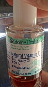 Natural Vitamin E Oil | Petroleum and Paraben Free Skin Care