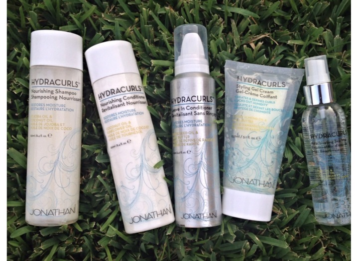 Thick in All the Right Places: Review of HYDRACURLS Hair Products