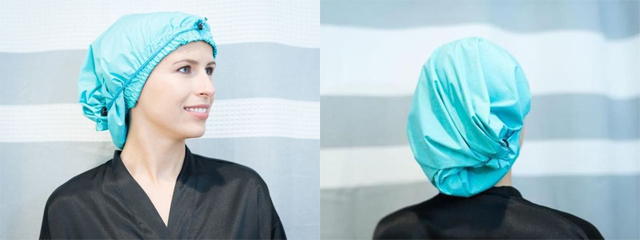 Long Lost Love: A Shower Cap for Big CurlyHair