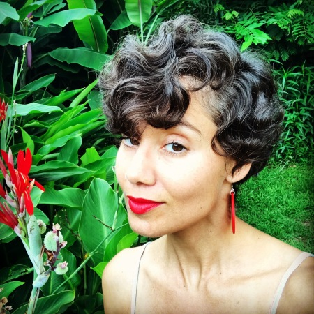 Short Curly Pixie Haircut