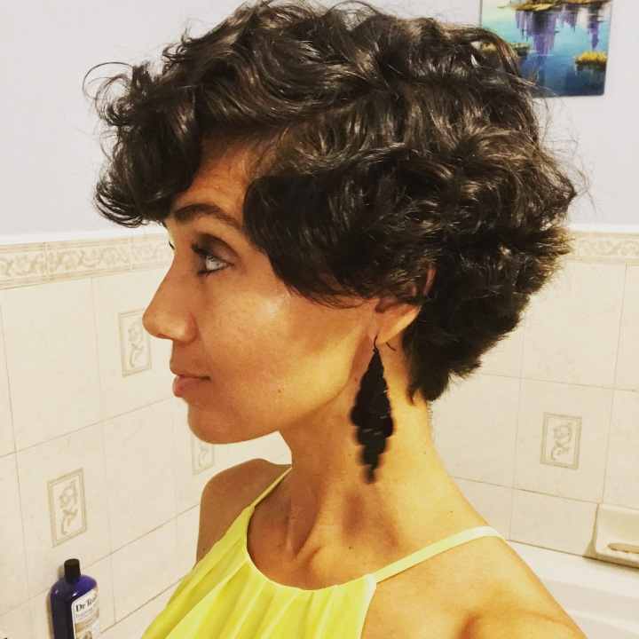 growing out a pixie haircut