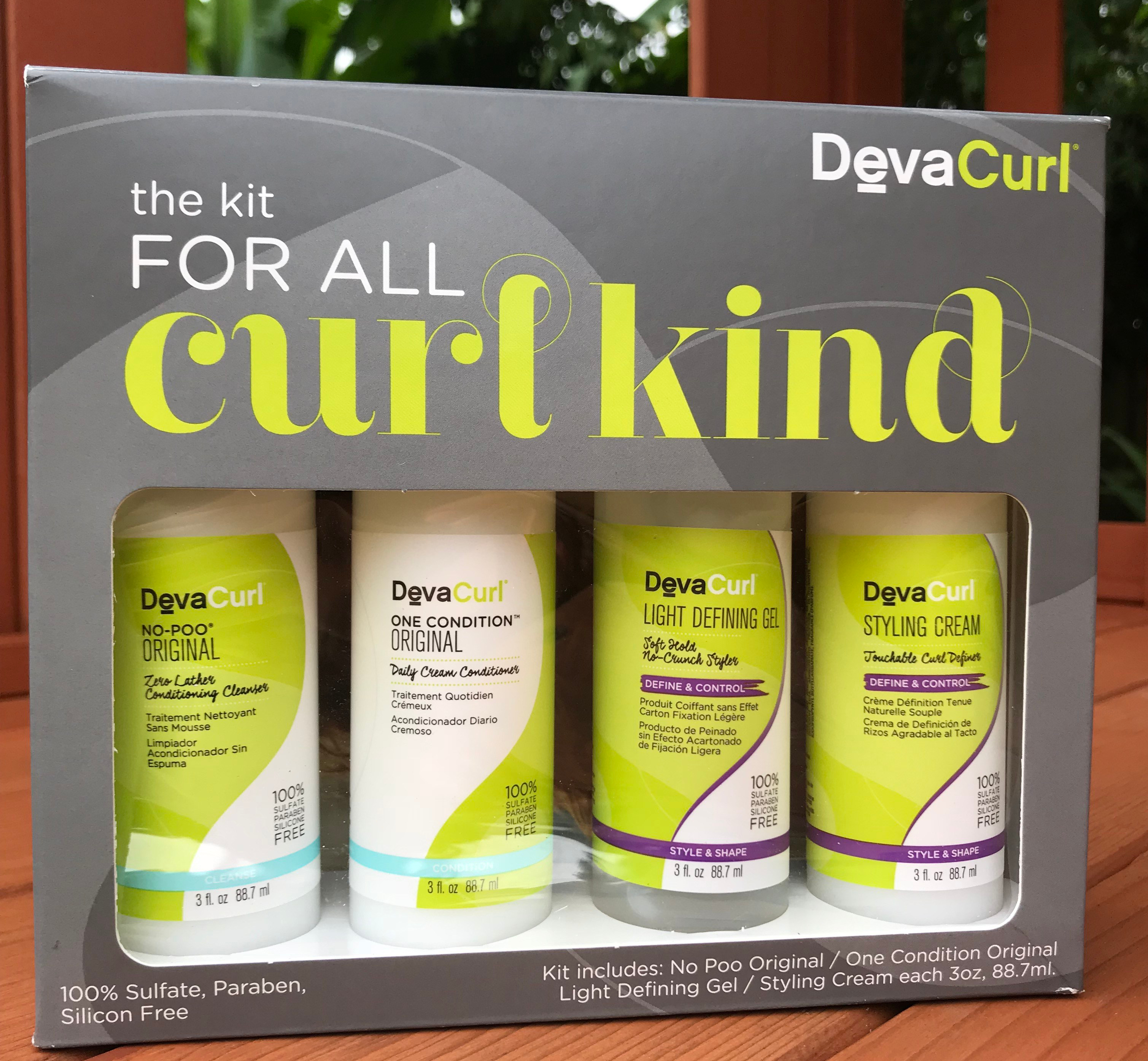 Review of DevaCurl Kit for All Curl Kind