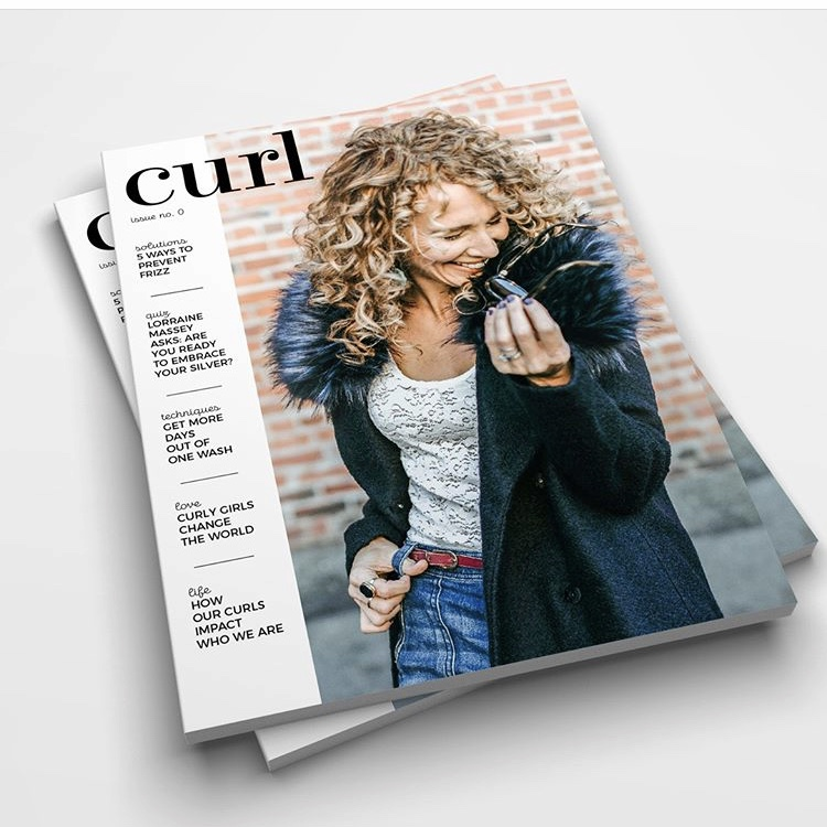 Curl Magazine Curl On A Mission