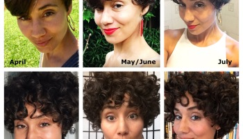 7 Ways To Grow Out A Pixie With Naturally Curly Hair Curl On A Mission